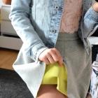 Spódnica z koła dres Zip