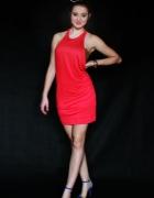 Sukienka ZARA wyjątkowa odkryte plecy...