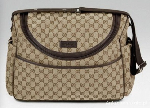 Gucci baby bag...