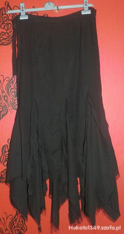 Spódnice długa goth