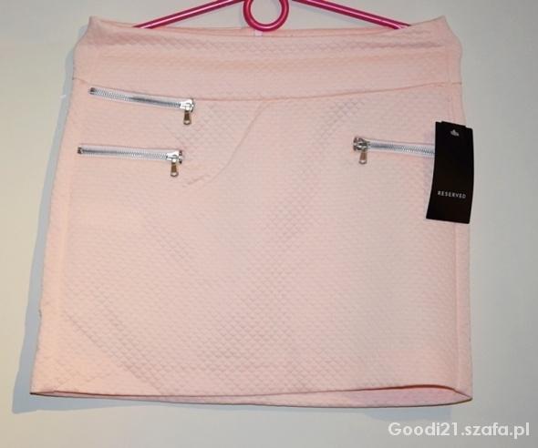 Spódnice Pikowana mini 38