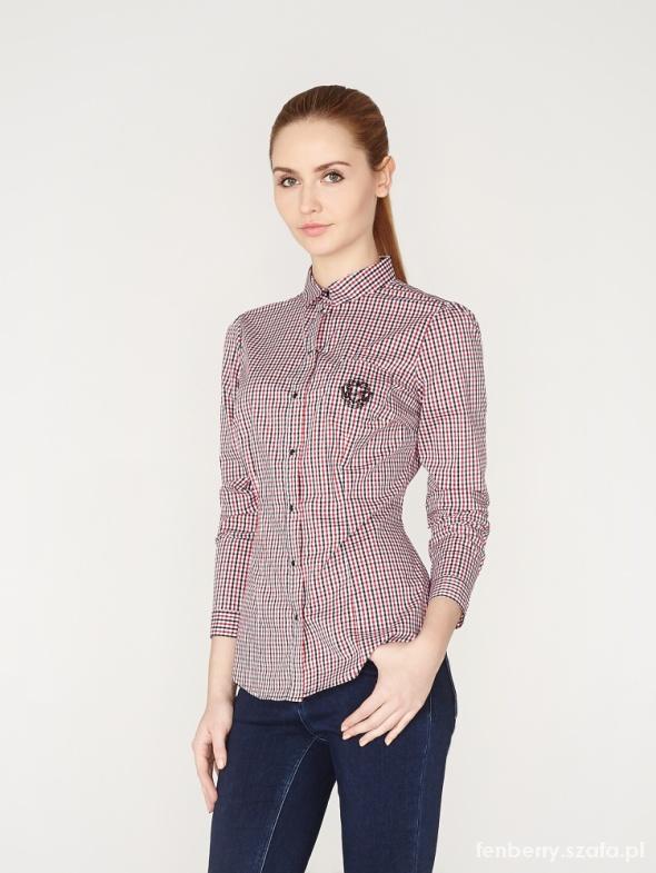 Koszula w kratkę MOHITO
