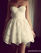 rozkloszowana sukienka