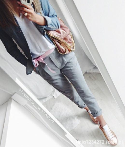 Blogerek Dresowy styl