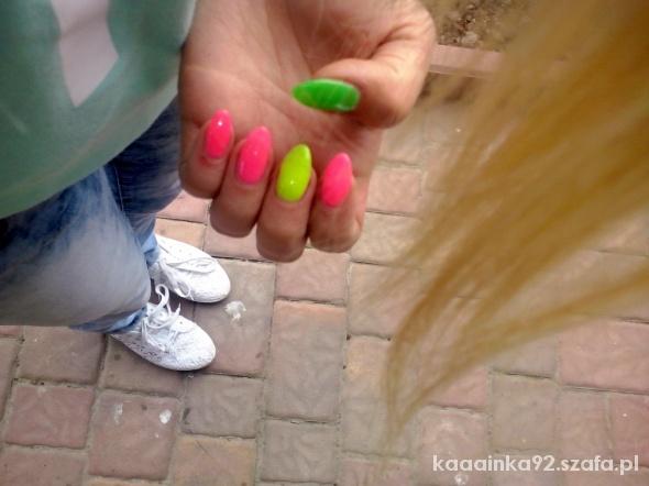 Mój styl Neeeonkiiii