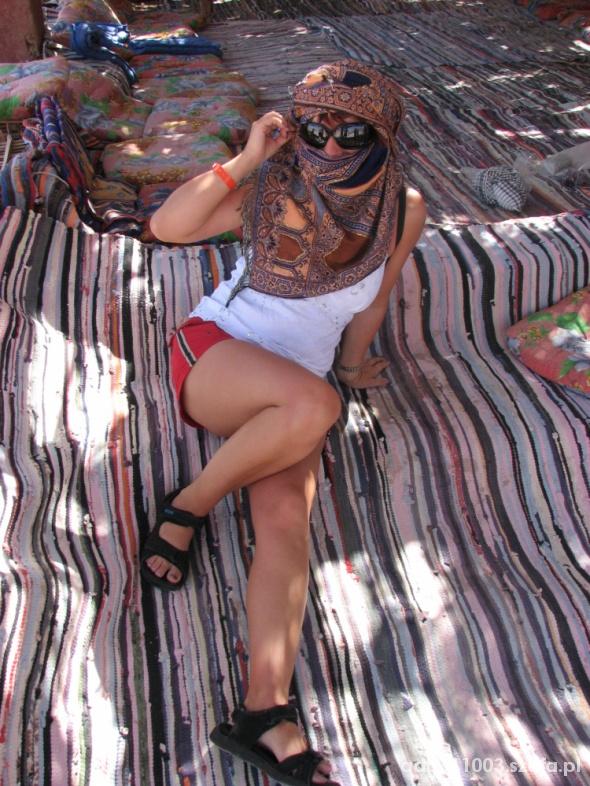 Mój styl Beduinka