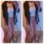 khaki pink white