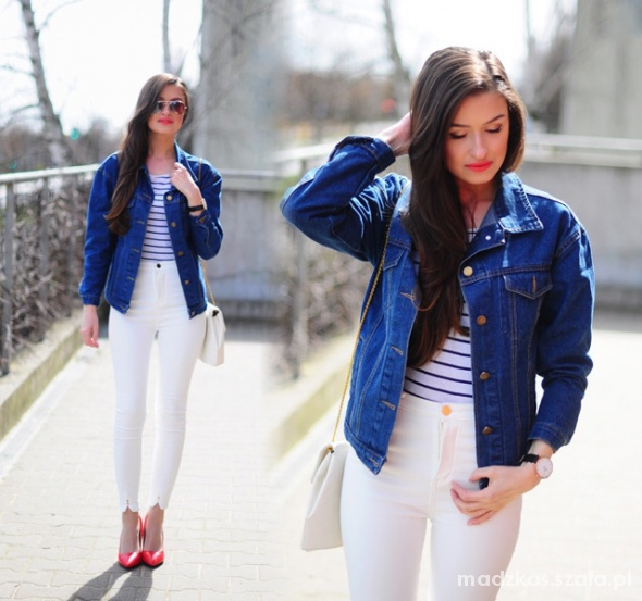 Blogerek Denim jacket