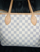 torba Louis Vuitton Neverfull Damier Azur