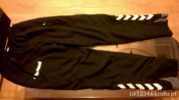 bdbc89735 Spodnie dresowe HUMMEL w Dresy - Szafa.pl