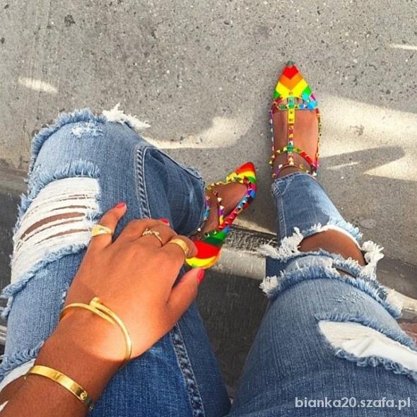 Blogerek Neon colors