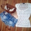 Koronkowa Bluzeczka Tally Weijl