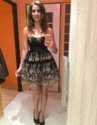 Barokowa sukienka