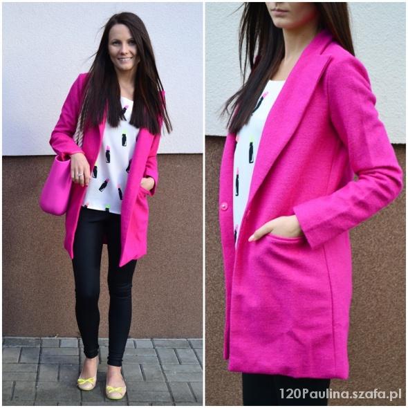 Blogerek Lipstick Print Blouse