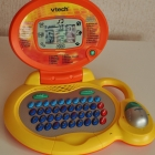 Interaktywny laptop vtech komputer zabawka fr