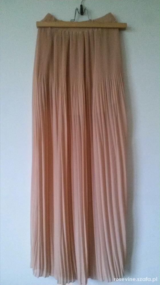 79380db0 PULLBEAR długa spódnica plisowana w Spódnice - Szafa.pl