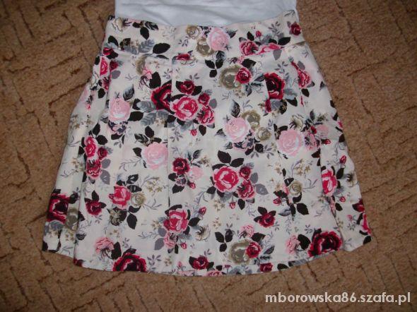 Spódnice Spódnica w kwiatki