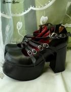 Bodyline 258 gothic lolita shoes...