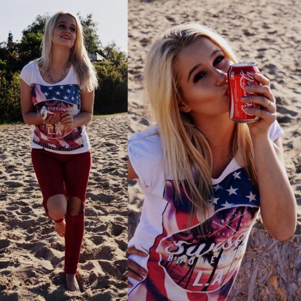 Blogerek Coca Cola