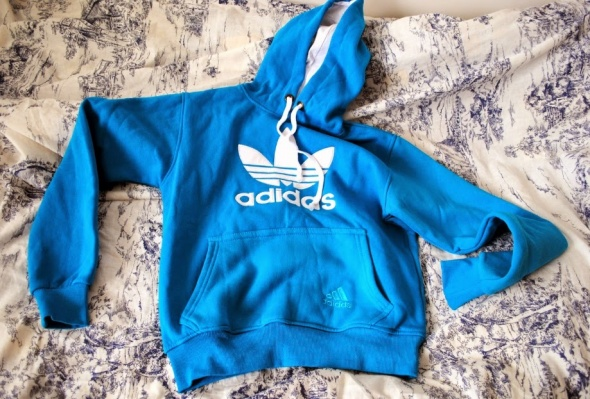 Bluzy bluza adidas originals hoodie