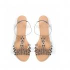 Sandały z ćwiekami
