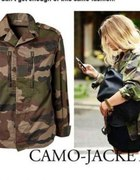 Vila oversize kurtka moro COMO jacket army BLOG SM