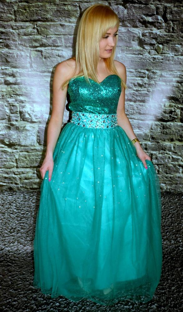 Na specjalne okazje Suknia księżniczki
