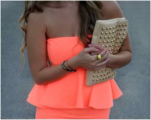 Blogerek Sukienka zara doda