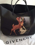 torba givenchy z bambi i hermes...