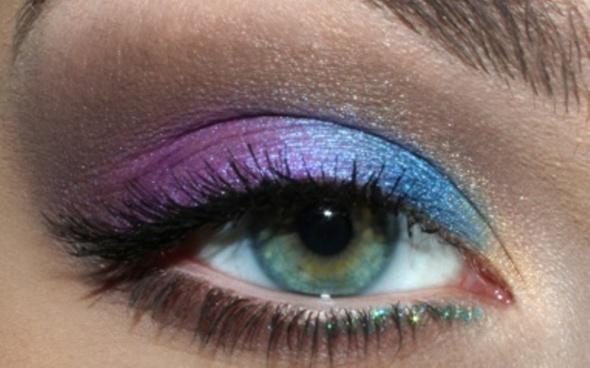 kolorowe oko...