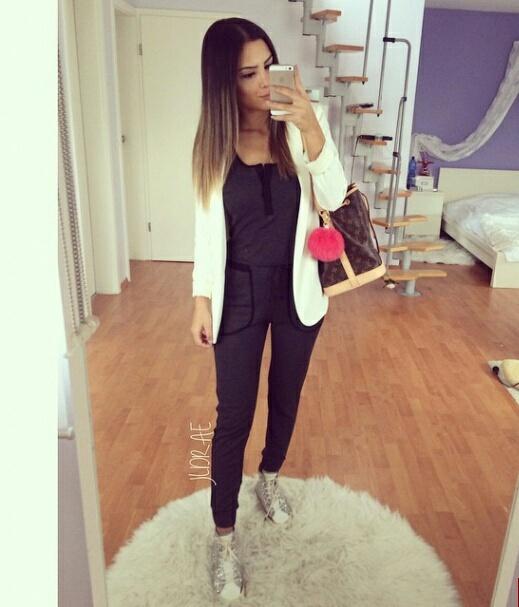 Eleganckie elegancja na codzień