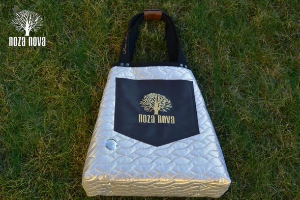 Noza&Nova torebka pikowana