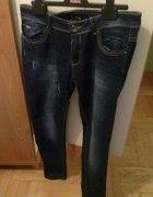 jeansy z sinsaya