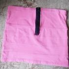 mini spódniczka różowa 19zł