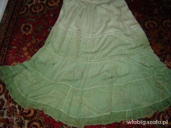 Spódnice spodnica dluga