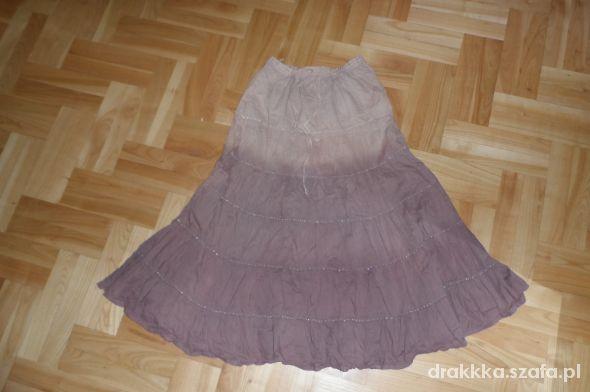 Spódnice długa spódnica maxi ombre SisterS Point