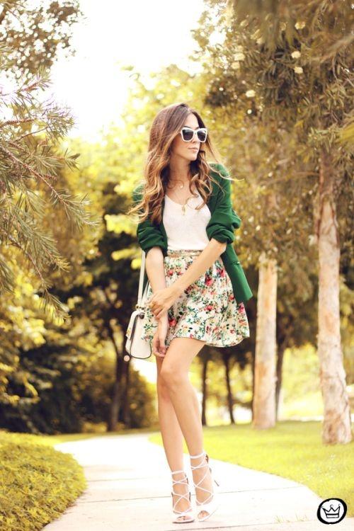 Blogerek Floral spring