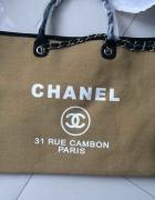 CHANEL 31 RUE CAMBON PARIS BEŻOWA REPLIKA