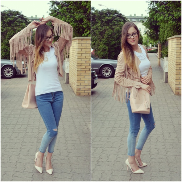 FRINGE AND JEANS