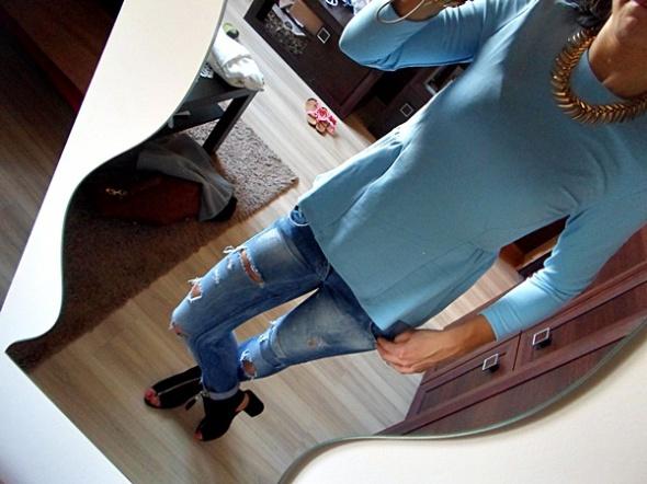 Mój styl baby blue