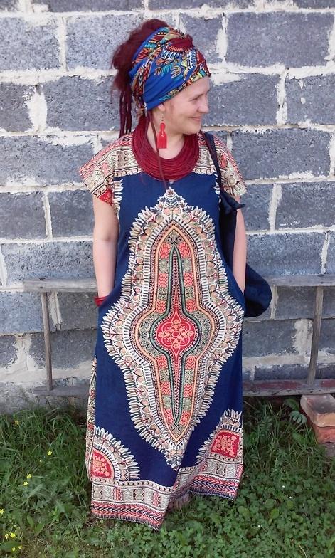 Codzienne Dashiki w nowej odsłonie