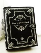 Restyle Alice in Wonderland Book Bag...
