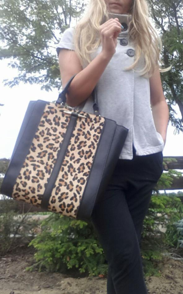 Codzienne ZARA leopard