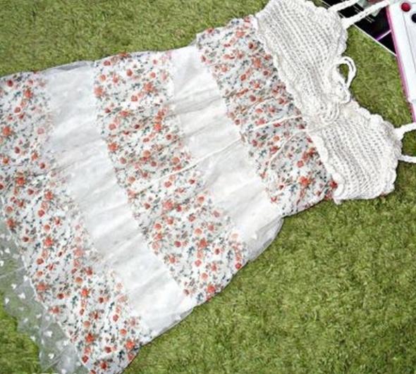 tunika lub sukienka