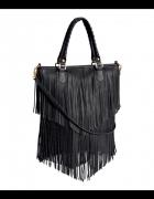 Moja nowa cudna torebka H&M fredzle black XXL
