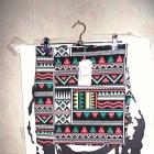 Spodniczka we wzory azteckie BERSHKA rozm S