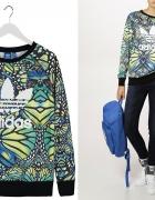 Kolorowa bluza Adidas Originals
