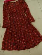 Sukienka retro vintage