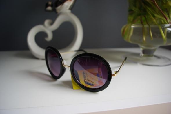 Okulary przeciwsłoneczne muchy duże szkła hit lato