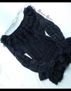 Bodyline bluzka Gothic Lolita szyfonowa...